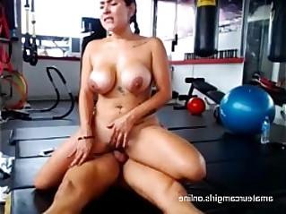 Hot big tits girl ride on amateurcamgirls.online