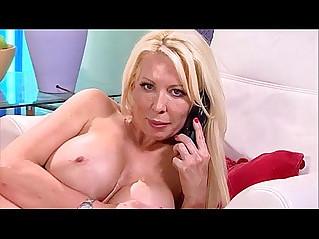 Sexy amateur blonde phonesex