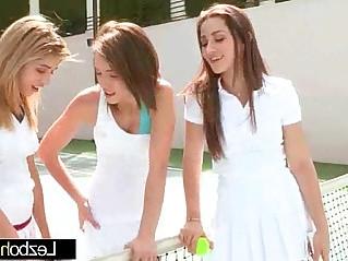 Sex tape with cute lez horny girls dani daniels malena morgan and lia lor movie