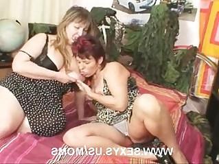 Mature moms